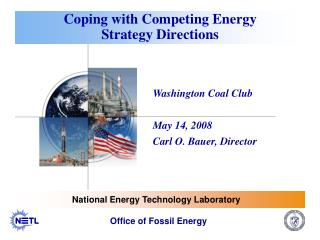Coping with Competing Energy Strategy Directions