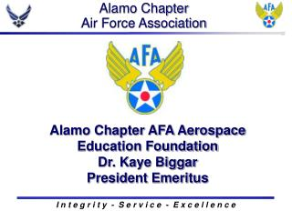 Alamo Chapter  Air Force Association