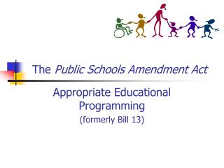 The  Public Schools Amendment Act