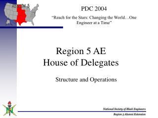 Region 5 AE House of Delegates