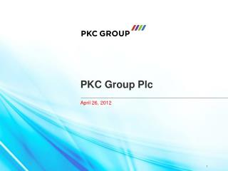 PKC Group Plc