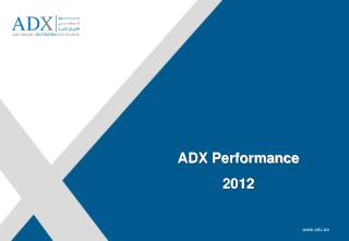 ADX Performance 2012