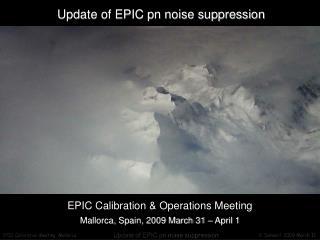 Mallorca, Spain, 2009 March 31 – April 1
