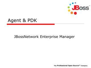 Agent & PDK