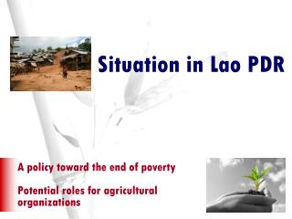 Situation in Lao PDR