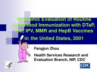 Fangjun Zhou Health Services Research and Evaluation Branch, NIP, CDC
