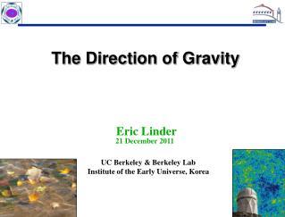 Eric Linder    21 December 2011