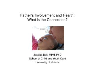 Father's Involvement and Health: What is the Connection?