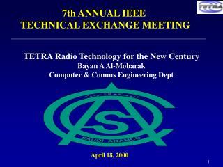 April 18, 2000