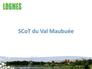 SCoT du Val Maubu�e