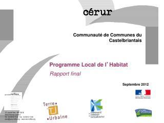 Communauté de Communes du Castelbriantais