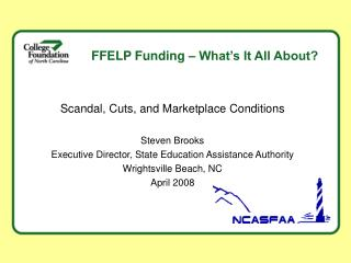 FFELP Funding   What s It All About