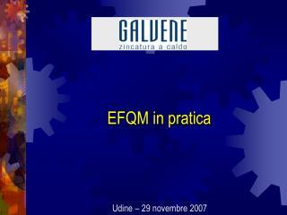 EFQM in pratica