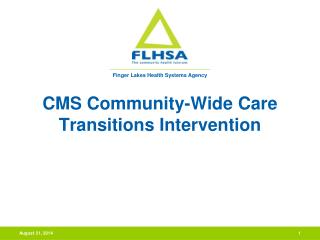 CMS Community-Wide Care Transitions Intervention