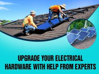 Top notch commercial and solar installation contractors