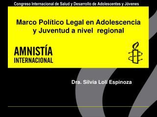 Congreso Internacional de Salud y Desarrollo de Adolescentes y Jóvenes