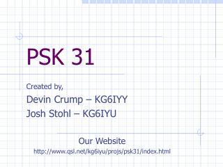 PSK 31