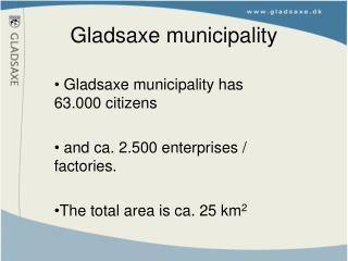 Gladsaxe  municipality