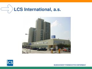 LCS International, a.s.