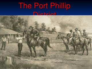 The Port Phillip District