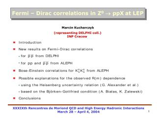 Fermi – Dirac correlations in Z 0   ppX at LEP