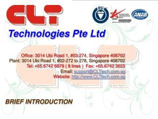 Technologies  Pte  Ltd