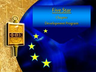 Five Star Chapter  Development Program