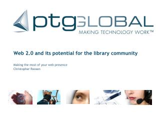 Web 2.0 and its potential for the library community