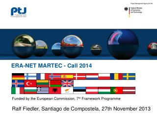 ERA-NET MARTEC - Call 2014