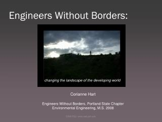 Engineers Without Borders: