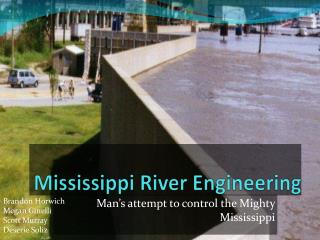 Mississippi River Engineering