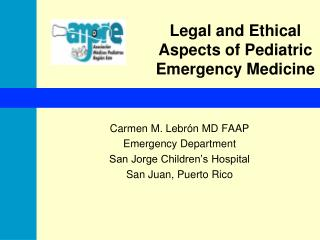 Legal and Ethical Aspects of Pediatric Emergency Medicine