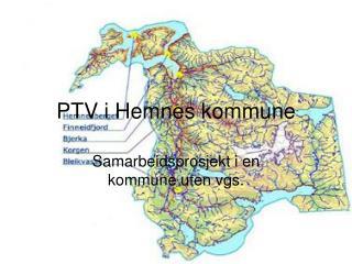 PTV i Hemnes kommune