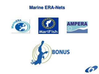 Marine ERA-Nets
