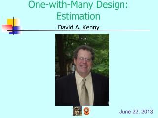 One-with-Many Design: Estimation