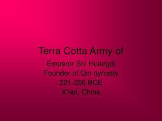 Terra Cotta Army-2