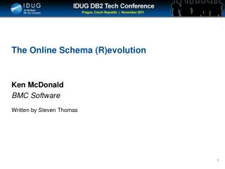 The Online Schema (R)evolution