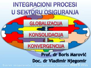 Prof. dr  Boris  Marović Doc. d r  Vladimir Nje go mir