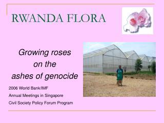 RWANDA FLORA