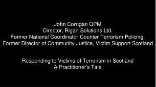 corrigan john