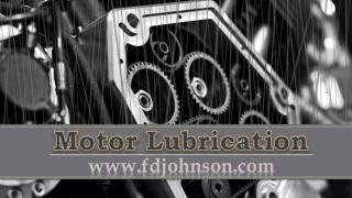 Motor Lubrication