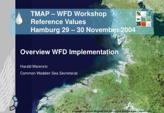 TMAP – WFD Workshop  Reference Values Hamburg 29 – 30 November 2004