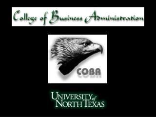 COBA Logo / Mood Slide