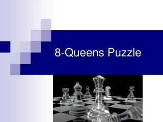 8-Queens Puzzle
