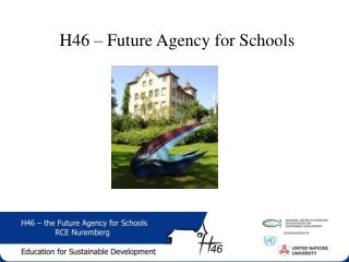 H46 – Future Agency for Schools