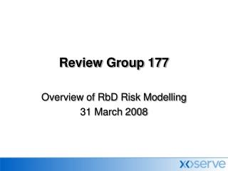 Review Group 177