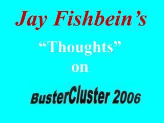 Jay Fishbein's