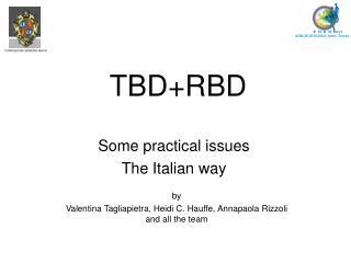 TBD+RBD