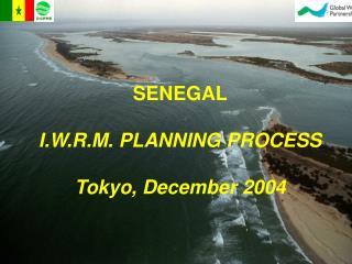 SENEGAL I.W.R.M. PLANNING PROCESS Tokyo, December 2004
