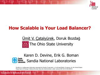How Scalable is Your Load Balancer
